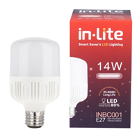 LED In-Lite Bulb Lamp INBC001-14CW White