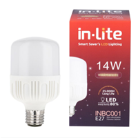 LED In-Lite Bulb Lamp INBC001-14WW Yellow