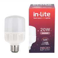 LED In-Lite Bulb Lamp INBC001-20CW Yellow