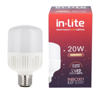 LED In-Lite Bulb Lamp INBC001-20WW White