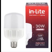 Lampu Bohlam LED In-Lite INBC001-30CW Putih