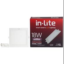 Lampu Panel LED In-Lite INPS626S - 18CD Putih