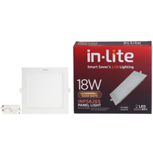 Lampu Panel LED In-Lite INPS626S - 18WW Kuning