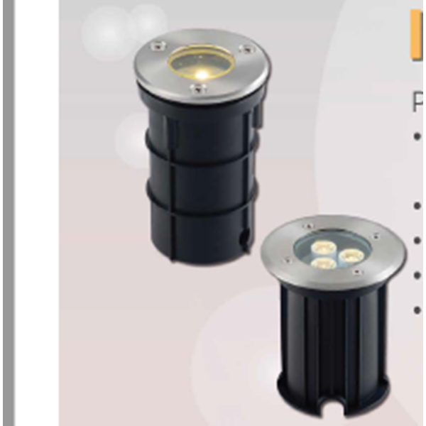 Lampu LED Lampu Floorlight Inlite INFL003 1W