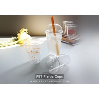 Sablon Gelas Plastik