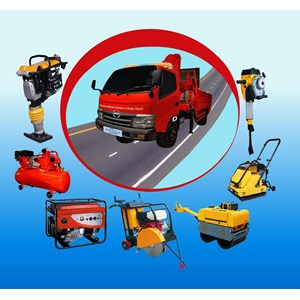 Mobil Pakkat Road Maintenance Truck (Prmt-C3200)