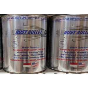 CAT ANTI KARAT RUST BULLET 5 LITER