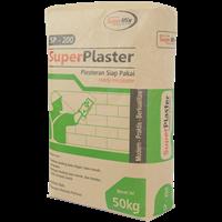 Superplaster Sp-200 Plesteran Siap Pakai