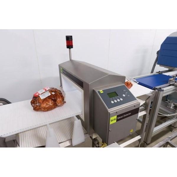 Metal Detector Sesotec GLS Series