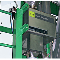 Metal Separator Sesotec Rapid