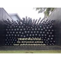 Dari Tiang Besi Fiber Optic Fm 6