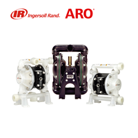 Ingersoll-Rand ARO PRO-Series Air Operated Double Diaphragm (AODD) Pumps