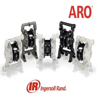 Ingersoll-Rand ARO Compact-Series Air Operated Double Diaphragm (AODD) Pumps