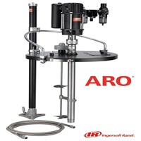 Distributor Ingersoll-Rand ARO LM-Series Air Operated Lubrication Piston Pumps & Packages 3