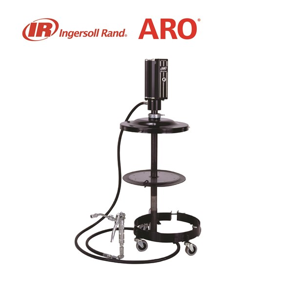 Ingersoll-Rand ARO LM-Series Air Operated Lubrication Piston Pumps & Packages