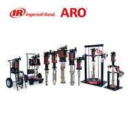Ingersoll-Rand Aro Afx-Series Air Operated Piston Pumps & Pa..