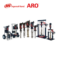 Ingersoll-Rand ARO AFX-Series Air Operated Piston Pumps & Packages