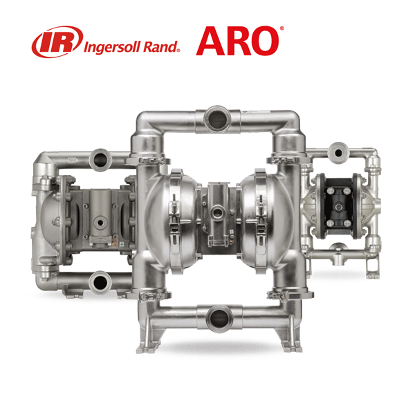 Ingersoll-Rand ARO FDA Food-Grade Pumps