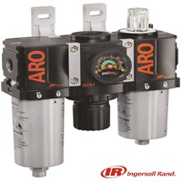 Ingersoll-Rand ARO-Flo Series (Filters and Regulat