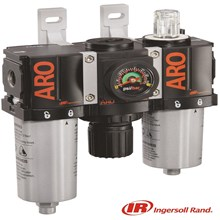 Ingersoll-Rand ARO-Flo Series (Filters and Regulators and Lubricators)
