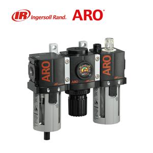 Ingersoll-Rand ARO-Flo Series (Filters and Regulators and Lubricators)