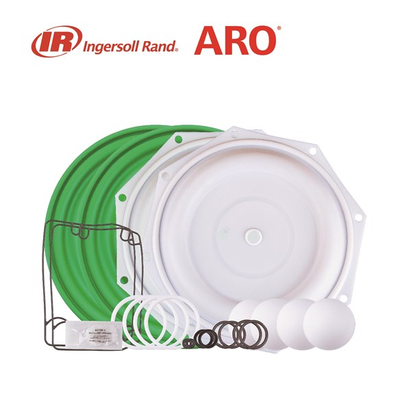 Ingersoll-Rand ARO AODD Pumps Air/Fluid Section Service Repair Kits