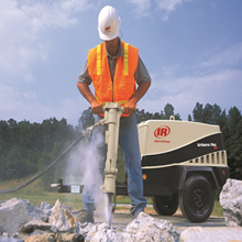 Ingersoll Rand Pneumatic Construction Tools