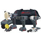 Ingersoll Rand IQv Series™ Cordless Tools 3