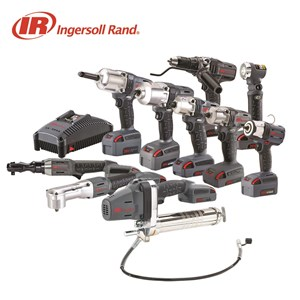 Ingersoll Rand IQv Series™ Cordless Tools