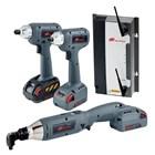Ingersoll-Rand QX Series Precision Cordless Tools 1