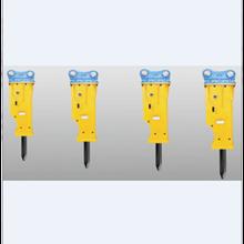 TRB Silence Type Hydraulic Breakers