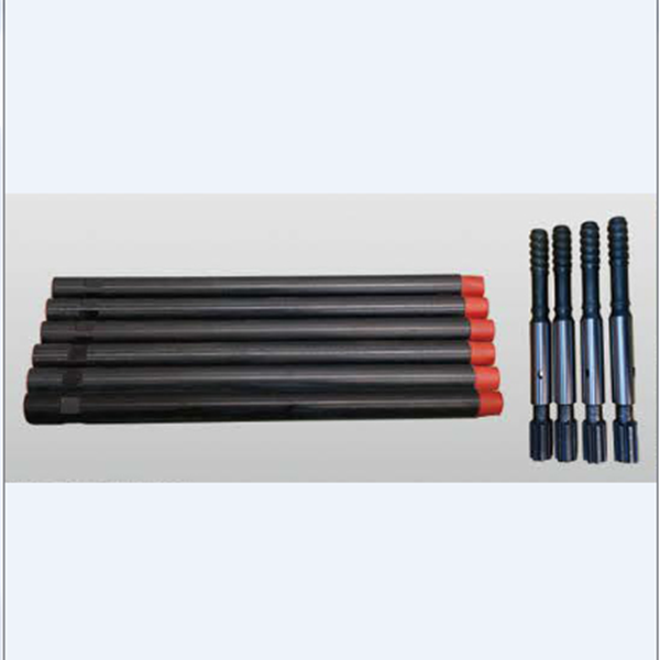 TR Drill Rod and Shank Series Used on Drilling Rigs