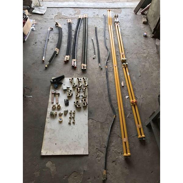 Piping kit hidolik breaker