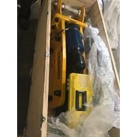 TRB 680 Hydraulic Breaker 4-7 Ton Type Pistol
