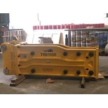 TRB 1550 Hydraulic Breaker 28-35 Ton Type Lurus