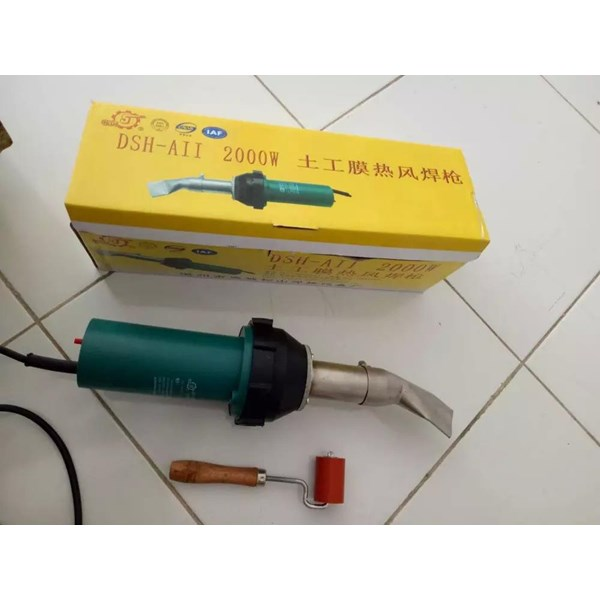 Hot Air Torch PVC WATERPOOFING MEMBRANE