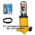 Pneumatic Grease Pump GZ-8 1