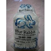 Sarung Tangan Benang 5 Blue