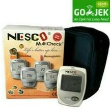 Alat Tes Darah Merk Nesco Multi Check