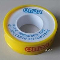 Seal Tape Onda Kuning 1