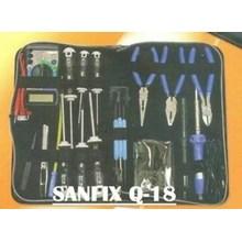 Tools Kit Sanfix Q18 Berkualitas