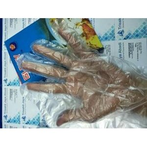 Sarung Tangan Plastik Atau Hand Gloves