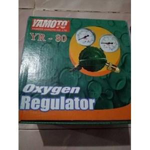 Regulator Oxygen Merk Yamato Berkualitas