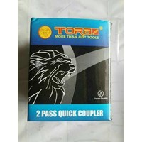 Beli Quick Coupler Angin 2 Cabang Bulet 4