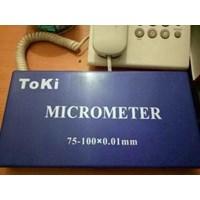 Jual Micrometer Merk Toki 100 2