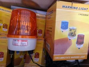 Jual Lampu Rotary Lamp Warning Light 5 Inci Harga Murah