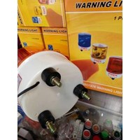 Jual Lampu Rotary Lamp Warning Light 5 Inci 2