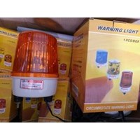 Lampu Rotary Lamp Warning Light 5 Inci 1