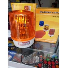 Lampu Rotary Lamp Warning Light 5 Inci