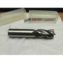 Endmill 21MM HSS 4 Flute